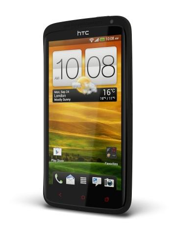 HTC One X+ smartphone