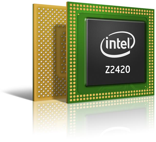 Intel introduces new Atom Z2420 processor
