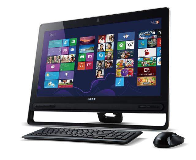 Acer Aspire Z3 series all-in-one PC