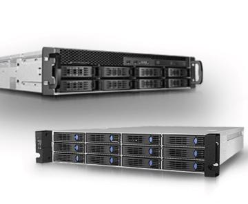 Entry computing and storage server chassis - RM236