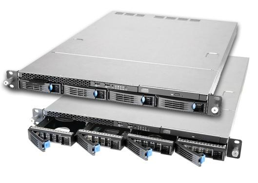 1U Entry Storage Server Chassis - RM13604