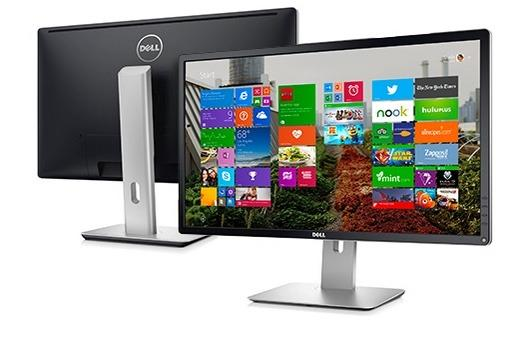 Dell 28-inch Ultra HD monitor features LED panel and four USB 3.0 ports.