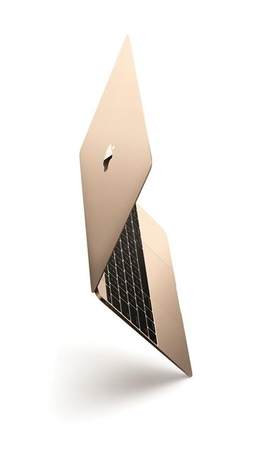 Apple new 12-inch ultra-thin MacBook