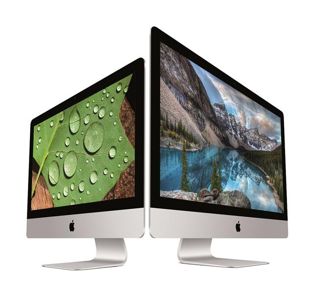 Apple iMac all-in-one PC with new Retina display