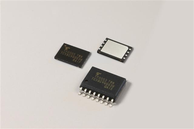 Toshiba Serial Interface NAND