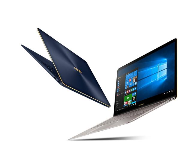 Asustek ZenBook 3 Deluxe ultra-thin notebook