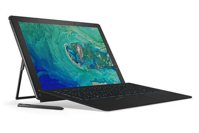 IFA 2017: Acer Switch 7 Black Edition