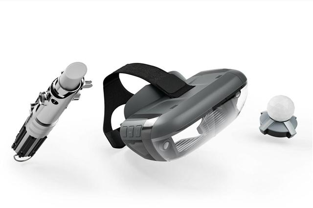 IFA 2017: Lenovo Star Wars AR headset