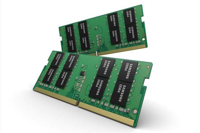 Samsung 10nm 32GB DDR4 SoDIMM