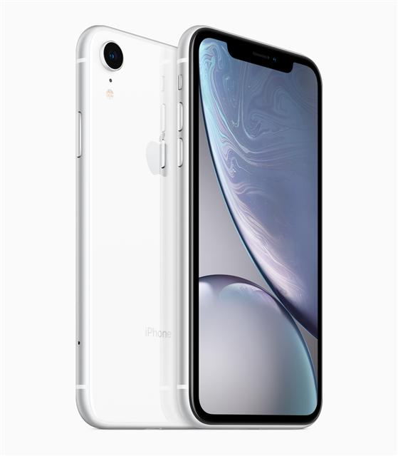Apple iPhone XR smartphone