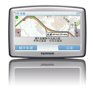 TomTom+XL+Traffic