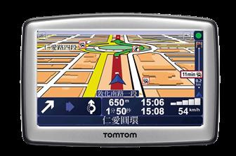 TomTom+GPS+PNDs+supporting+downlaod+of+Google+Maps