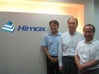 Himax+CEO+and+Himax+Analogic+president