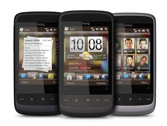 HTC+Touch2
