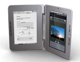 enTourage+eDGe+dualbook+that+combines+e%2Dbook+reader+and+netbook