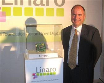 Linaro+CEO+George+Grey