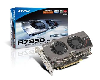 MSI+Radeon+HD+7850%2Dbased+graphics+card