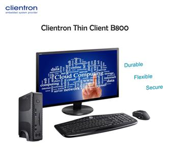 Clientron+introduces+its+new+thin+client+B800