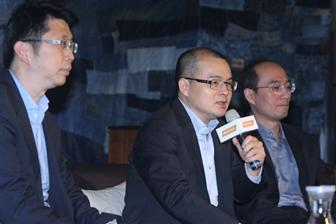MediaTek+president+Ching%2DJiang+Hsieh+%28center%29
