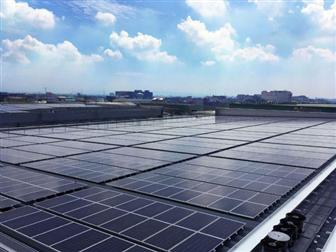 A+rooftop+PV+system+at+an+AUO+factory+in+southern+Taiwan