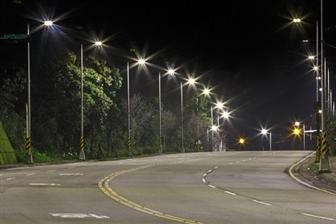 LED+street+lamps+in+Taoyuan+City+provided+by+Delta+Electronics