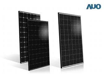 AUO%2Dproduced+SunVivo+%28left%29+and+SunPrimo+PV+modules