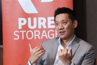 Pure+Storage+Taiwan+GM+Peter+Liu+