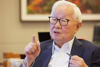 Morris+Chang%2C+chairman+of+TSMC++