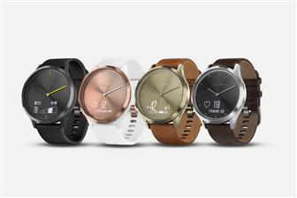 Garmin+stylish+hybrid+smartwatch+vivomove+HR+%28sports+edition%29