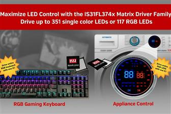 ISSI+launches+next+generation+family+of+matrix+FxLED+driver+ICs