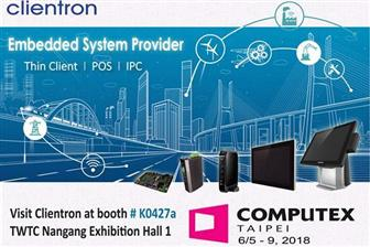 Clientron+showcasing+its+IPC+products+at+Computex