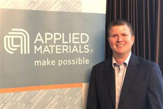 Jonathan Bakke, Applied Materials executive