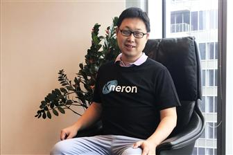 Kneron CEO Albert Liu  Photo: Vega Chiu, Digitimes, June 2018