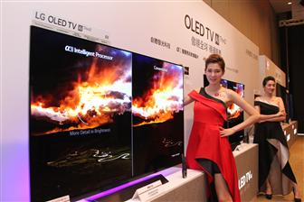 LG+launches+new+OLED+TV+series+in+Taiwan
