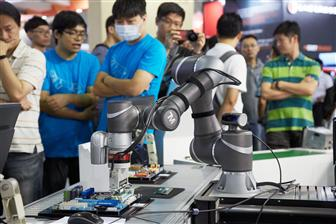 A+Techman+Robot+collaborative+robot
