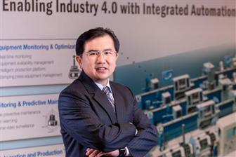 Tsai+Chi%2Dnan%2C+president+of+Advantech%27s+China+IIoT+business+division
