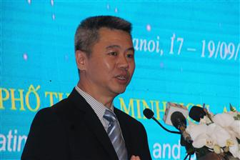 David Wong Nan Fay, ASOCIO chairman and CEO of SnT Global