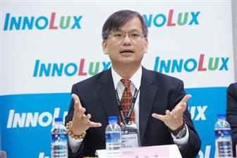 Innolux new president James Yang