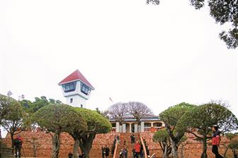 Anping+Fort+in+Tainan