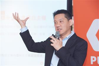 Peter+Liu%2C+Pure+Storage+regional+director+of+Asia+Pacific+Emerging+Market+plus+Taiwan
