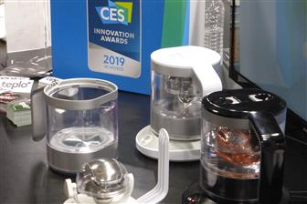 Startups showcased their innovations at Eureka Park, CES 2019