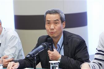 Xintec chairman and president CH Chen
