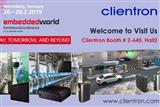 Clientron at Embedded World 2019