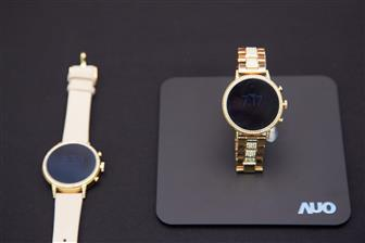 Wearable devices built using AMOLED panels from AUO