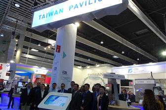 Taiwan+Pavilion+set+up+by+IDB+at+MWC+2019