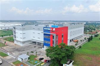 Synnex+Technology+International%27s+logistics+center+in+Indonesia