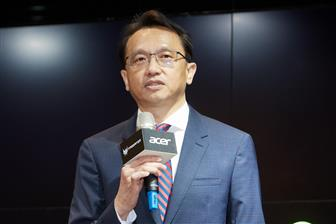 Acer+chairman+and+CEO+Jason+Chen+