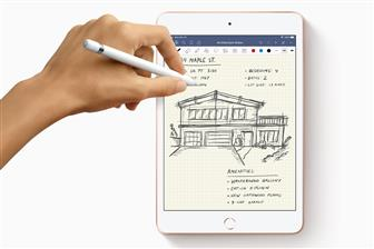 Apple new iPad mini with Apple Pencil support