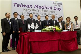 Taiwan medical professionals can serve international patients without leaving the country