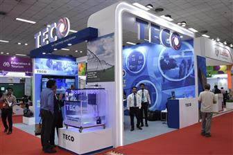 Teco+at+Taiwan+Expo+2019+in+India